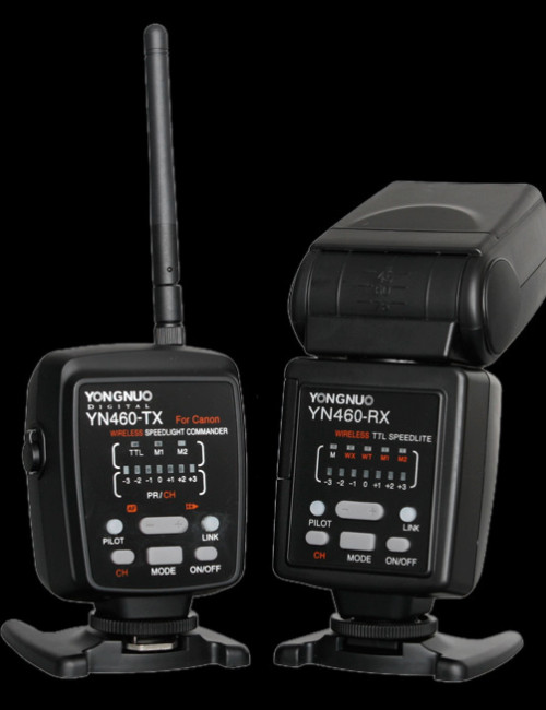 Yongnuo-YN460-TX-Wireless-TTL-back